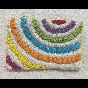 Handbags - Beaded change purse